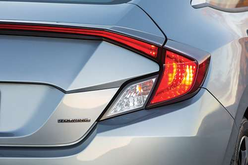One of the areas where Melville-Brown and his design team worked closely with Engineering was on the development of the tail lamps for the Coupe.