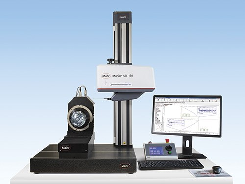 This surface finish and contour measuring system is specifically engineered for applications in industries including automotive.