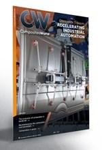 CompositesWorld April 2020 issue cover