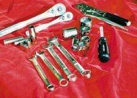 Sampling of tools