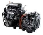 Honda-engineered hybrid engine system