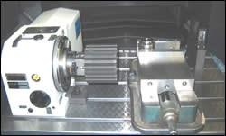 Machine tools with a rigid design