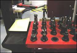 Some of the WALTER tools