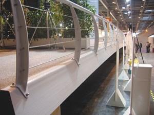 Carbon Composite Bridge