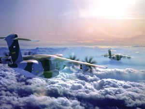 Artist's Conception of A400M