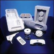 Automotive, consumer electronic and medical parts