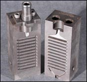 Valve-less vacuum blocks
