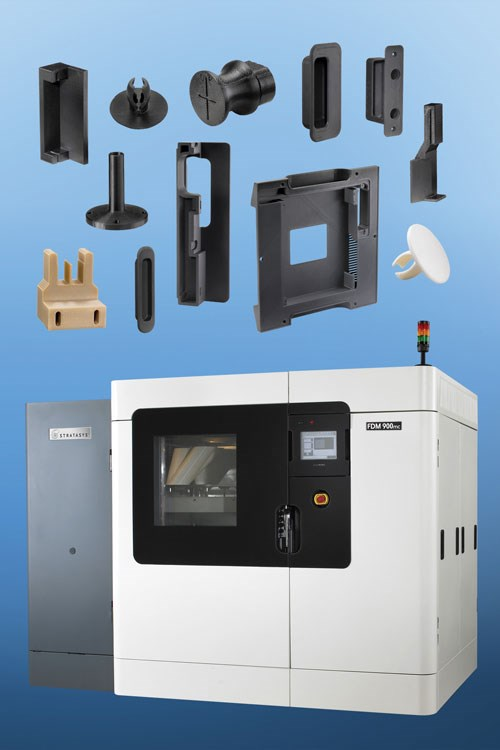 Rapid Prototyping machine and parts