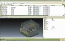 Find mold components quickly