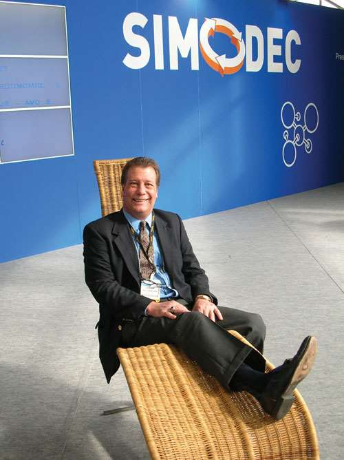 Simodec chair