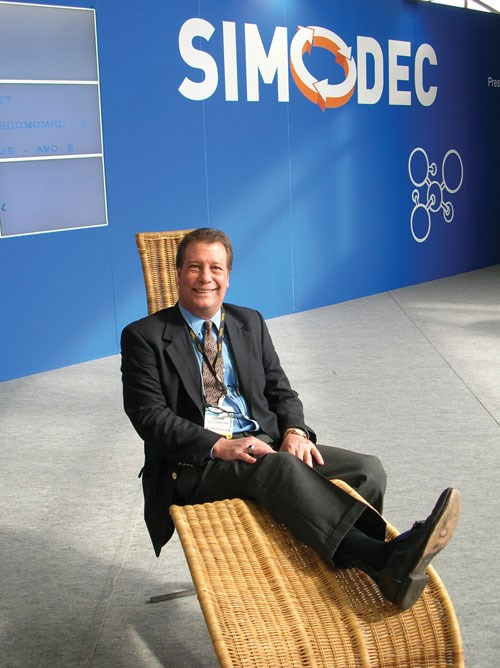 Simodec chair
