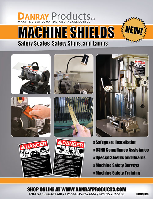 Machine Shield Catalog