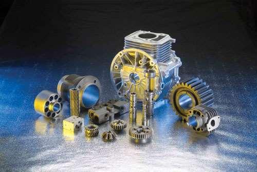 Precision honed parts.
