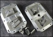 Two-cavity RenCast® 2000 epoxy tool
