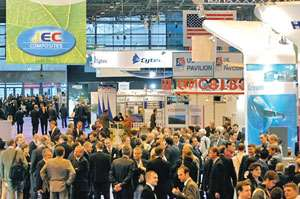 JEC reports that 27,000 composites industry professionals were on hand for all or part of the three-day event. Source: JEC