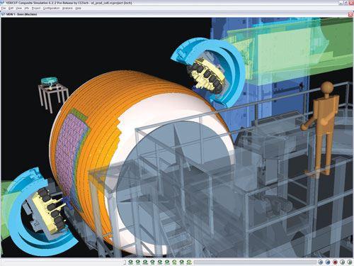 CGTech/ElectroImpact screen shot