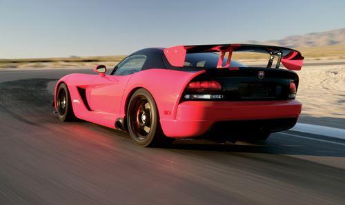 Dodge Viper ACR-1