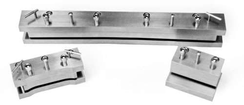 Fig 2 Routing jigs