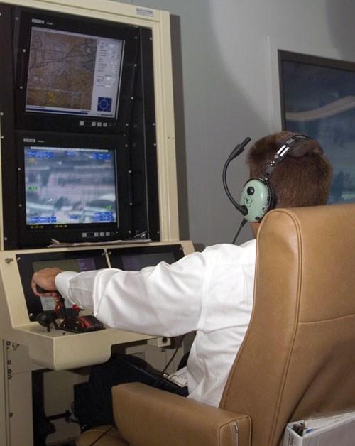 Predator remote pilot