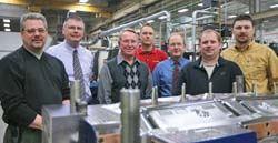 Commercial Tool & Die employees