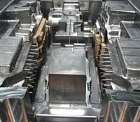 Large and complex molds