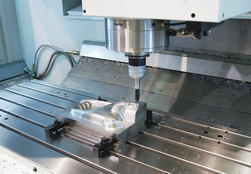 3-axis machine