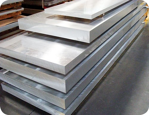 M-5 aluminum mold plate from Alpase.