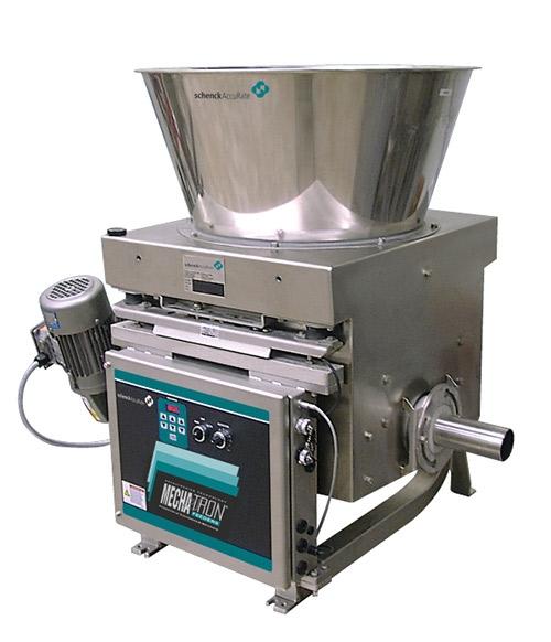 Mechatron feeder from Schenck AccuRate