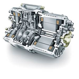 Improving Powertrains— Conventional and Advanced