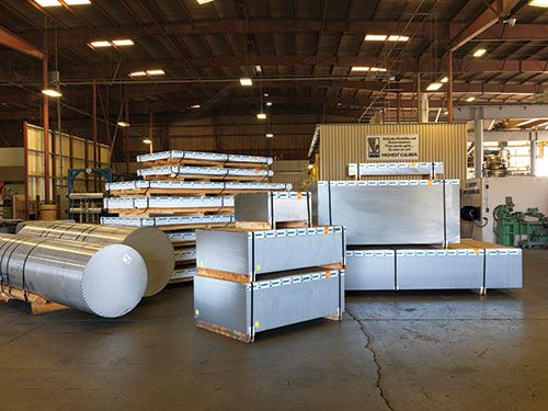 cast aluminum mold plates