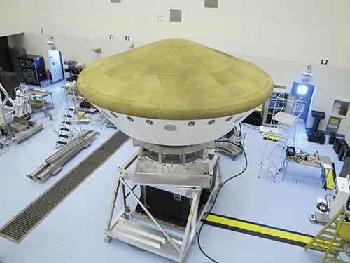 mars rover landing system - photo #47