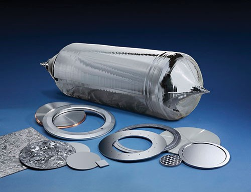 Silfex supplies components