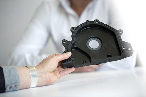 Nylon 410 EcoPaXX, de DSM,