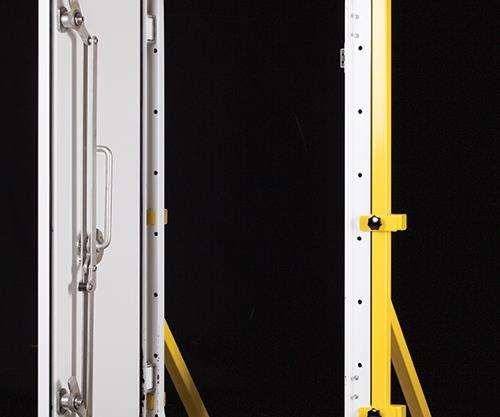 composite ship door