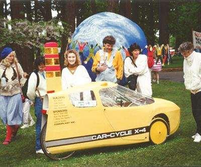 Car-Cycle X-4