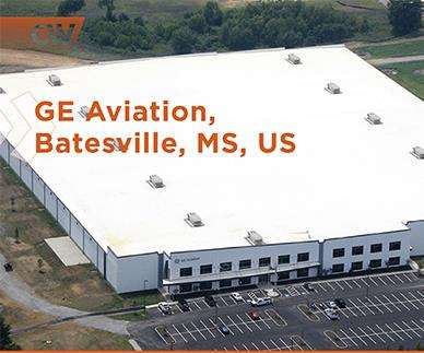 GE's Aviation's plant in Batesville, MS