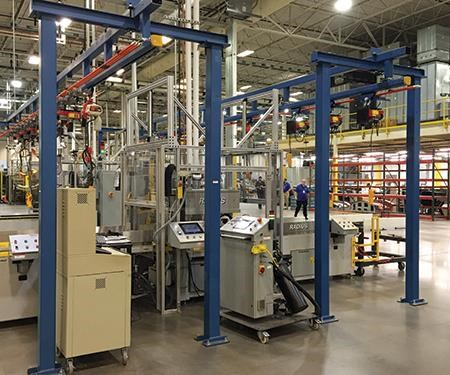 Radius Engineering equipment