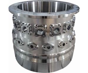 turbine engine combustor case