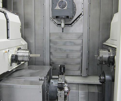 Super NTMA turn-mill