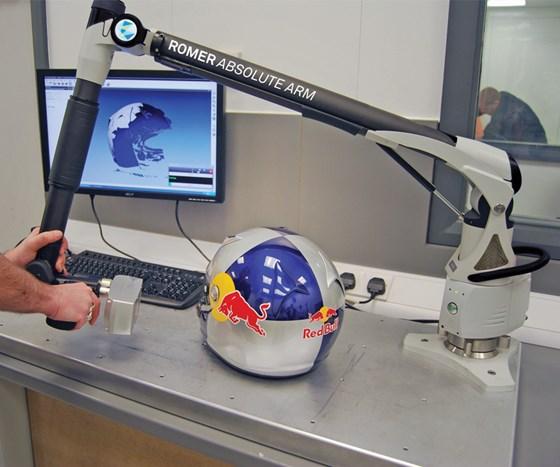 portable measuring arm
