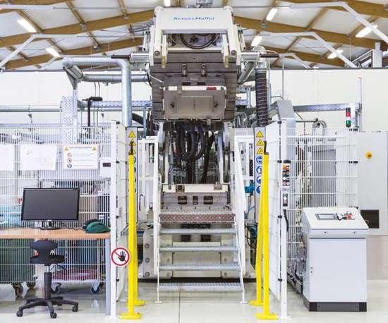 Henkel's composite lab