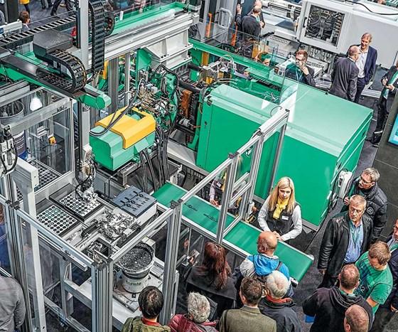 Arburg Technology Days 2017