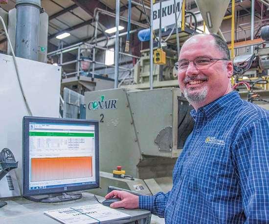 Agri-Industrial Plastics, Geoff Ward