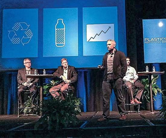 Plastics Recycling Conference, New Orleans