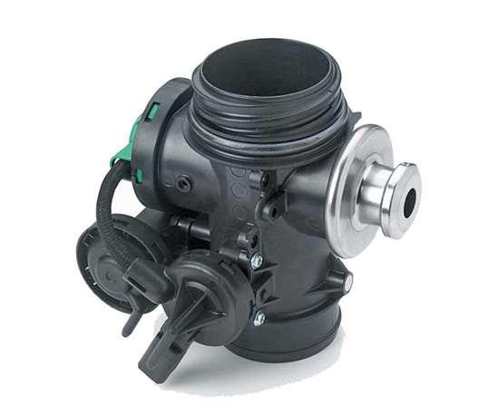automotive exhaust-gas recirculation valve