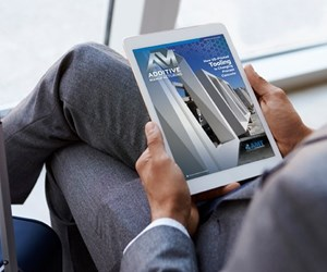 May 2018 issue of Additive Manufacturing magazine