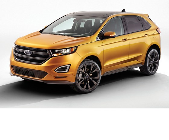 Ford Invested Some  Million Canadian To Prepare The Oakville Assembly Plant For The Production Of The Second Generation Edge