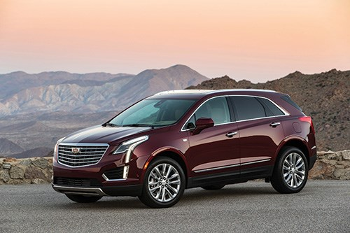 The all-new XT5 midsize crossover rides on a global platform developed specifically for crossovers.