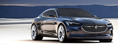 The Buick Avista concept. Buick design reconsidered.