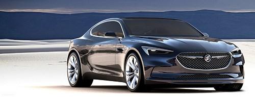 The Buick Avista concept. Buick design reconsidered.